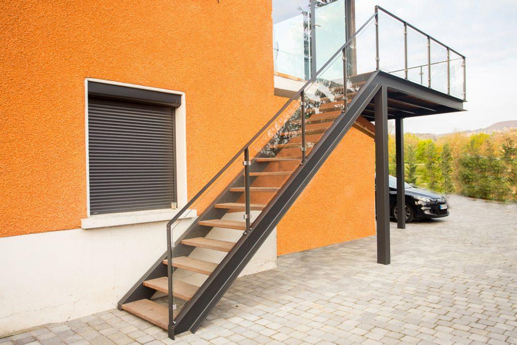 Escaliers métalliques 6